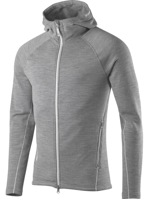 Houdini Wooler Houdi Jacket Men college grey